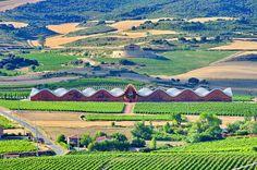Laguardia, Rioja, Espagne 116 Calatrava, Bodegas Ysios by paspog, via Flickr