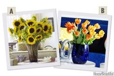 Would You Rather: Sunflowers or Tulips