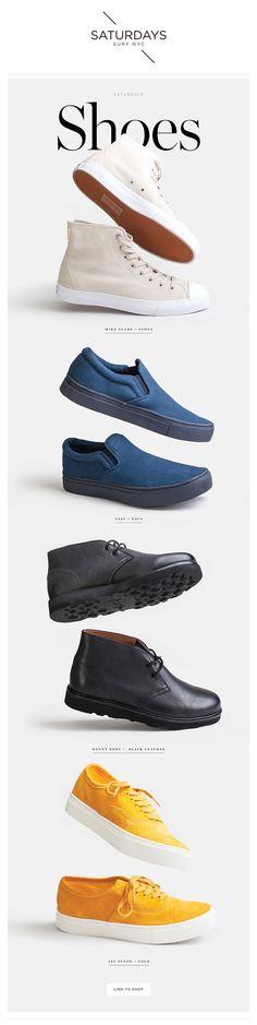 SATURDAYS SURF NYC | Shoes