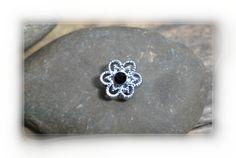 Rico+Ring+Aufsatz+Blume+von+DaiSign+auf+DaWanda.com  Material Wechselring Rico Ring Stahlring Blume Blüte Scheibe Wechselscheibe Bastelmaterial