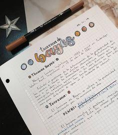 Bullet Journal Notes, Bullet Journal School, Bullet Journal Ideas Pages, Bullet Journal Inspiration, Study Inspiration, Cute Notes, Pretty Notes, Good Notes, School Motivation