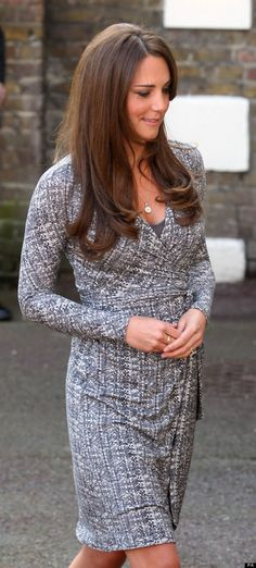 19 February 2013  Kate Middleton Pregnant: Duchess Of Cambridge Visits Addiction Charity In South London