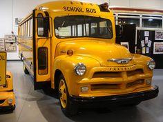1946 Chevy school bus