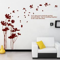 Vinyl Decal stickers living room bed baby room