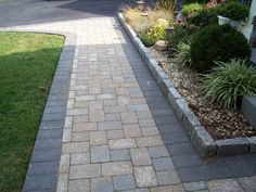 Stone Walkway (Stone work by Professional Stone Work, Silver Spring, MD 20906)