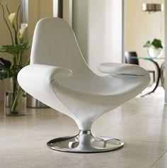 Immagine di Calla by Domodinamica, chaise lounge essenziale
