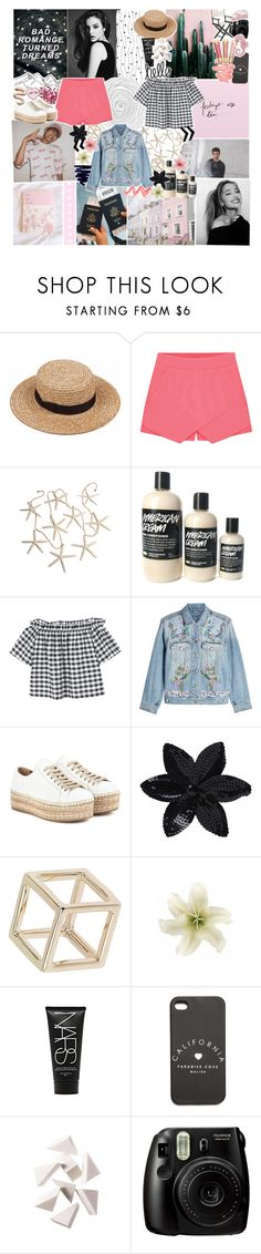 """✿ he doesn't love me so i tell myself, i do,i do, ido"" by styleboy ❤ liked on Polyvore featuring Eloqueen, MANGO, Alexander McQueen, Prada, ASOS, Topshop, Luli, Clips, NARS Cosmetics and Bobbi Brown Cosmetics"