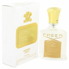 MILLESIME IMPERIAL by Creed For Men. Fragrance X: Launched in Millesime Imperial by Creed is classified as a sharp scent. This masculine scent possesses a blend of musk, lemon and iris. Millesime Imperial is recommended for daytime wear. Perfume Store, Perfume Bottles, Creed Fragrance, Creed Perfume, Beauty Shop, Unisex, Brand Names, Projects To Try, Drinks