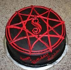 Slipknot Cake