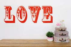 Love Wall Stickers – It's competition time!