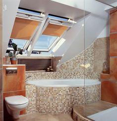 łazienka poddasze - Szukaj w Google