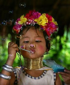 Visit the indigenous Karen people in their villages in Burma.  We are more alike than we are unalike. #ridecolorfully