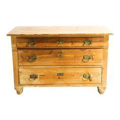 Circle Inlay Three Drawer Dresser Wishlist Three Drawer