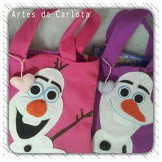 Artes da Carlota - Olaf