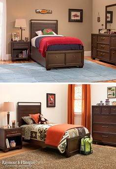 This new Acorn Hill Bedroom Set is the perfect centerpiece for