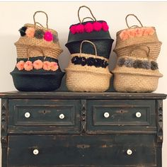 No home is complete without a basket by Eliza Gran