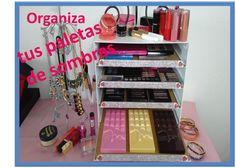 Organizar Paletas de sombras grandes! ♥ Organizador