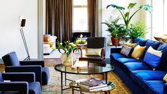Art Nouveau Apartment | Svenskt Tenn