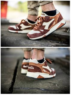 Diadora S.8000: Brown