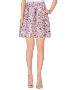 MSGM Mini skirt. #msgm #cloth #dress #top #skirt #pant #coat #jacket #jecket #beachwear #