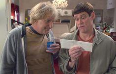 "Dumb and Dumber To: Jim Carrey & Jeff Daniels Dish Doing ""Something Dumb"" - Movie Fanatic"