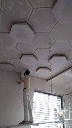 Drawing Room Ceiling Design, Gypsum Ceiling Design, Interior Ceiling Design, House Ceiling Design, Ceiling Design Living Room, Bedroom False Ceiling Design, Modern Bedroom Design, Plafond Staff, Gypsum Design