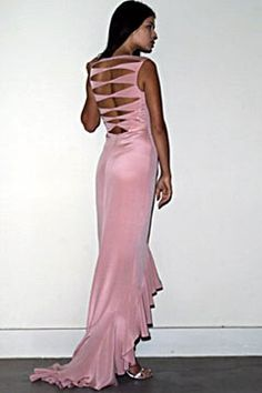 Badgley Mischka Spring 2002 Ready-to-Wear Fashion Show Collection