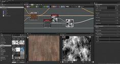 Substance Designerを使って木の床「ウッドフロアー」を作る日本語チュートリアル | Visutor