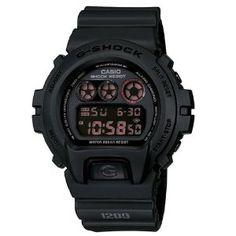 Bulova Ladies Watches - [カシオ]CASIO 腕時計 G-SHOCK Gショック MAT BLACK RED EYE DW-6900MS-1DR ブラック[逆輸入] | 最新の時間センター