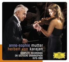 KARAJAN MUTTER The DG Recordings - Deutsche Grammophon