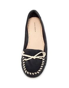 moccasin with tassels