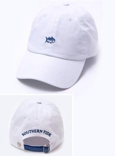 Southern Tide Skipjack Hat in White Southern Tide df25ac94b0