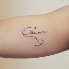ohana tattoo * ohana tattoo + ohana + ohana tattoo ideas + ohana bread pudding recipe + ohana means family + ohana noodles recipe + ohana tattoo with flower + ohana quote Tattoos For Daughters, Sister Tattoos, Friend Tattoos, Mini Tattoos, Body Art Tattoos, Small Tattoos, Tatoos, Tattoo Ohana, Tattoo Designs