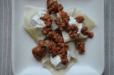 Cooking with Yogurt, 6 Ways:  Afghan Dumplings with Lamb Kofta and Yogurt Sauce by Katie Morford and Humaira Ghilzai (Source: Food 52 blog)