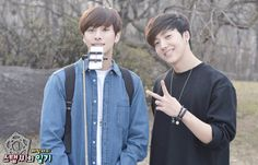 Sungjun and Minsu - Boys Republic