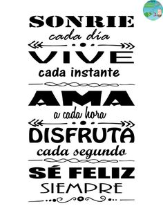 Ideas Aniversario, Amor Quotes, Motivational Quotes, Inspirational Quotes, Its My Bday, Empowering Quotes, Spanish Quotes, Frames On Wall, Slogan