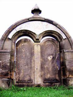 The Door to nowhere....