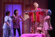 grease rydell high scenic design - Google Search