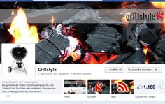 Grillstyle Facebook-Page Grills, Blog, Facebook, Outdoor Decor, Home Decor, Pictures, Projects, Decoration Home, Room Decor