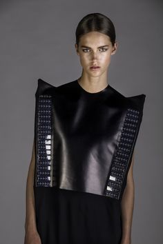 Make It Wearable | The Concepts: Pauline van Dongen's Solar-Powered Fashion Designs | The Creators Project