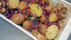 Sałatka z młodych ziemniaków - Jest Pięknie