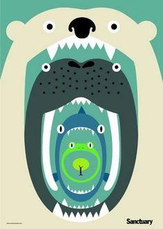 Zoology lesson 3: Brown bears, Black bears, Polar bears, sun bears, G…