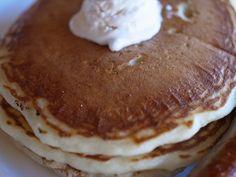 バターミルクパンケーキ@フラグリルワイキキ