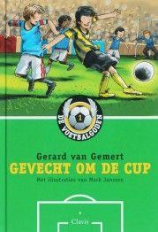 Een prachtig boek over voetbal. Lees over het boek op mijn website.