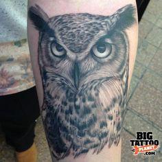 Debbie Jones - Black and Grey Tattoo   Big Tattoo Planet