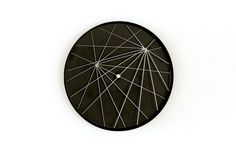 Unique Modern Geometric Wall Clock K Clock  The by StudioVe