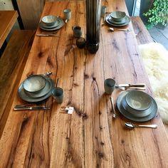 Esstisch Massivholztisch Holztisch Esstisch Esszimmer Tisch auf Maß Table Dinningtable www.holzwerk-hamburg.de
