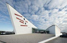 Arken. Art museum. Denmark. - 2014