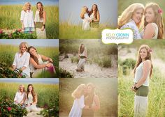 Beach photography - Cape Cod, MA - Chatham   mother daughter :: portraits :: family :: posing :: what to wear :: senior beach pictures  Kelly Cronin Photography