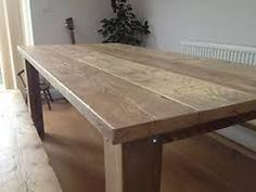scaffolding dining table - Google Search